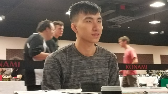Top 4 Anderson Tsang