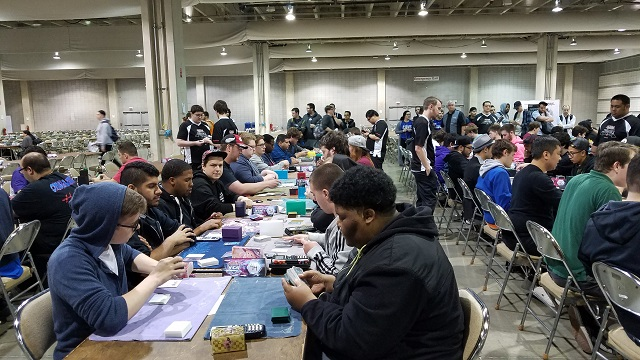 More Round 10 Dueling