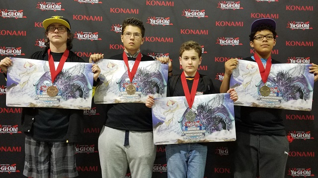 Saturday Dragon Duel Top 4
