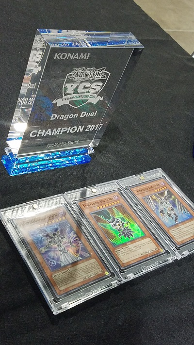 YCS Dragon Duel Trophy and Darklords