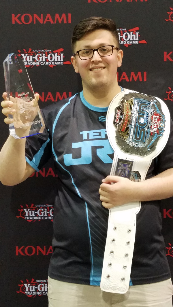 YCS Pittsburgh Champ Aaron Furman