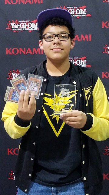 YCS Pittsburgh Dragon Duel Champion