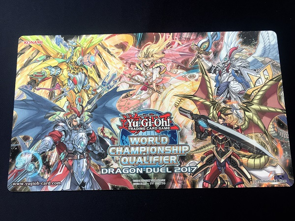 Dragon Duel Top Cut Mat
