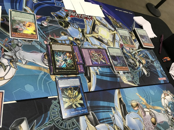 Yu-Gi-Oh! TCG Event Coverage » Round 1 Feature Match: Austin