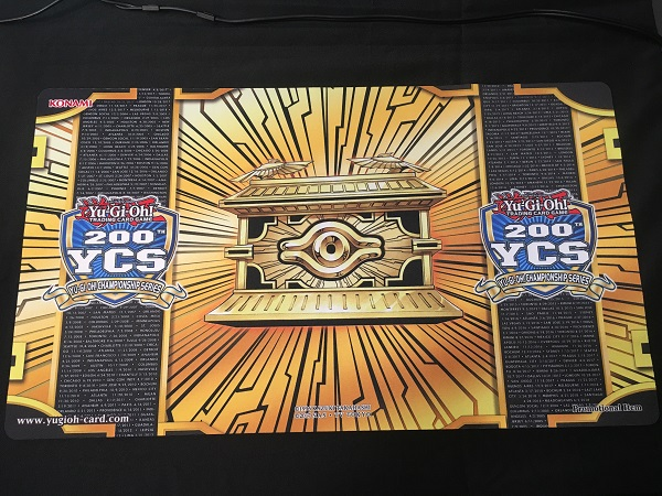 Yu-Gi-Oh! TCG Event Coverage » Exclusive Registration Prizes at the