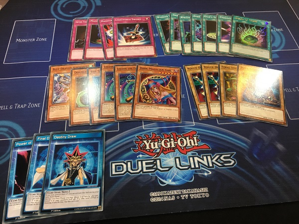 Yu-Gi-Oh! TCG Event Coverage » Get Ready for SPEED DUELING!!