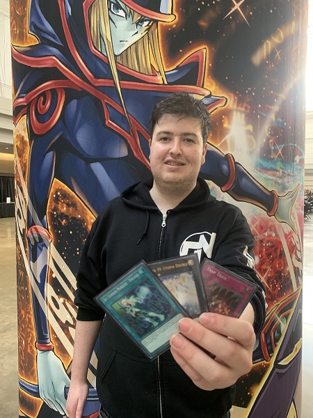 Yu-Gi-Oh! TCG Event Coverage » WCQ Point Playoff Profile